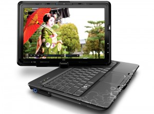 Hp TouchSmart tx2 1050ew